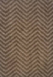 Oriental Weavers Milano 2923a Dark Taupe Area Rug