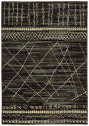 Oriental Weavers Nomad 633n5 Black / Beige Area Rug