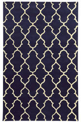 PANTONE UNIVERSE Optic 41104 Evening Blue Area Rug