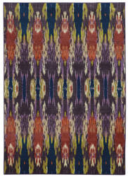 PANTONE UNIVERSE Prismatic 85134 Purple/ Blue Area Rug