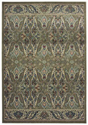 Oriental Weavers Raleigh 655q5 Brown - Ivory Area Rug