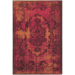 Oriental Weavers Revival 6314b Pink Area Rug