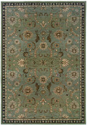 Oriental Weavers Salerno 2945d  Area Rug