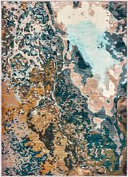 Oriental Weavers Sedona 9490b Blue - Gold Area Rug