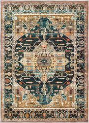 Oriental Weavers Sedona 9592b Blue - Gold Area Rug