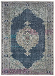Oriental Weavers Sofia 85817 Blue - Grey Area Rug