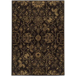 Tommy Bahama Villa 5842c Brown Area Rug