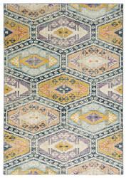 Oriental Weavers Xanadu 003b6 Blue - Multi Area Rug