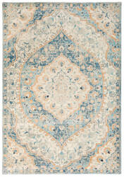 Oriental Weavers Xanadu 532l6 Blue - Orange Area Rug