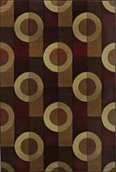 Oriental Weavers Genesis 097R1 R1 Area Rug