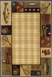 Oriental Weavers Hansen 1065B  Area Rug