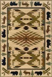 Oriental Weavers Hansen 1072A  Area Rug