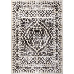 Palmetto Living Adagio Hulton Grey Area Rug