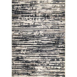 Palmetto Living Adagio 8247 Tree Tracks Muted Blue Area Rug