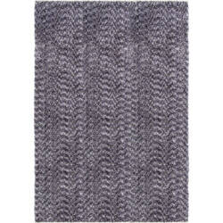 Palmetto Living Cotton Tail 8301 Solid Grey Area Rug