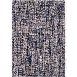 Palmetto Living Cotton Tail JA02 Cross Thatch Grey Area Rug