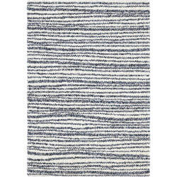 Palmetto Living Cotton Tail Knitted All Over Soft White Area Rug