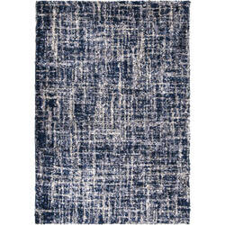 Palmetto Living Cotton Tail JA26 Cross Thatch Navy Area Rug
