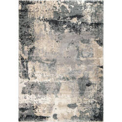 Palmetto Living Nirvana Awakenings Light Gray Area Rug
