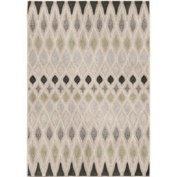 Palmetto Living Riverstone 9012 Laveen Cloud Grey Area Rug