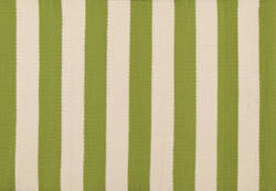 Pine Cone Hill Placemat Trimaran Stripe Sprout/Ivory