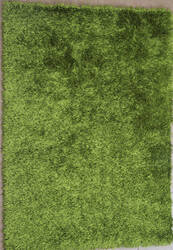 Famous Maker Bravo 112437 Lime Green Area Rug
