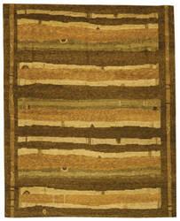 Private Label Oak 148236 Brown Area Rug