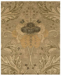 Private Label Oak Brown 4 x 6 Rug