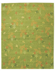 Private Label Oak 148269 Green Area Rug