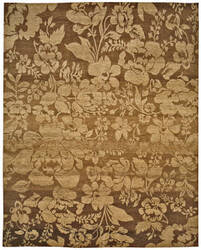 Private Label Oak 148276 Brown Area Rug