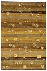 Private Label Oak 148327 Brown Area Rug