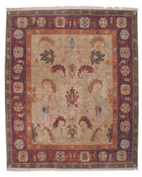 Private Label Oak 148368 Brown Area Rug