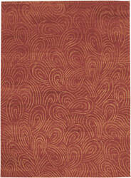 Private Label Oak 148382 Red Area Rug