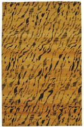 Private Label Oak 148386 Brown Area Rug
