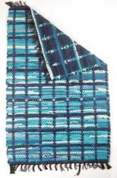 Ragtime Kokomo 180328 Blue Area Rug