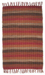 Ragtime Lido 64512 Red Area Rug