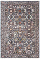 Ralph Lauren Power Loomed Lrl1300a Navy Area Rug