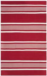 Ralph Lauren Flatweave Lrl2461d Red Area Rug
