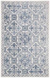 Ralph Lauren Hand Tufted Lrl6606n Navy - Ivory Area Rug