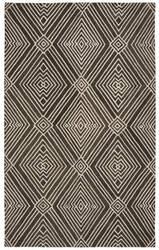 Ralph Lauren Woven Lrl6608f Charcoal Area Rug