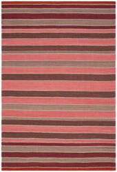 Ralph Lauren Barragan Stripe Rlr2721a Blaze Area Rug