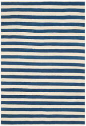 Ralph Lauren Canyon Stripe Rlr2868e Pacific Area Rug