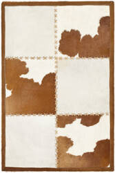 Ralph Lauren Douglas RLR5918B Denver Brown Area Rug