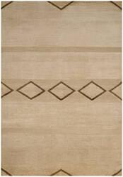 Ralph Lauren Taos Rlr6131d Sandstone Area Rug