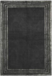 Ralph Lauren Ellington Border Rlr6672c Platinum Area Rug