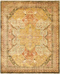 Ralph Lauren Reynolds RLR6935A Summer Melon Area Rug