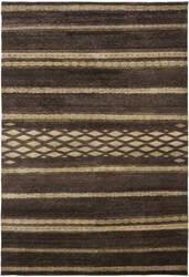 Ralph Lauren Nairobi Stripe RLR7731A Safari Brown Area Rug