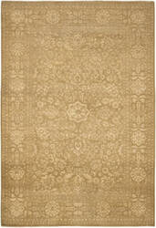 Ralph Lauren Harper Tonal RLR8753A Colony Cream Area Rug