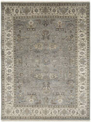 Ramerian Anthia 1100-ANQ Gray Area Rug