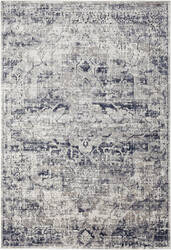 Ramerian Bellamy 600-BLM Gray Area Rug